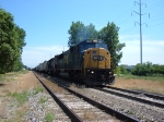 CSX 8755 & HLCX 6158
